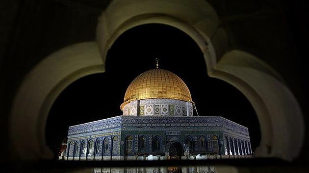 Video: El Ministerio israelí de Exteriores 'destruye' un santuario islámico en Jerusalén