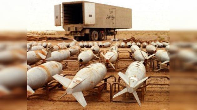 EE. UU. sospecha que Irán suministró armas químicas a Gaddafi