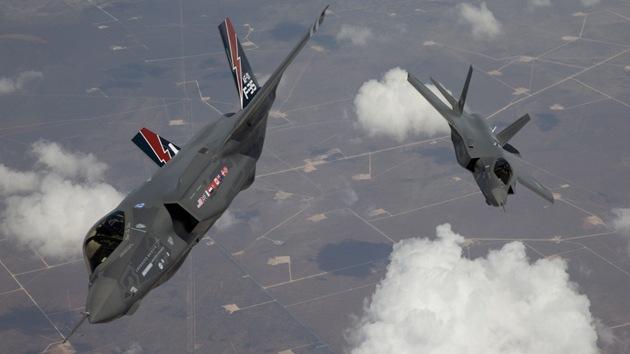 El furtivo F-35 no puede resolver los problemas de software