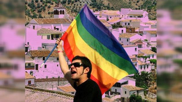 El pueblo malagueño de Moclinejo: 'Parada' gay obligada