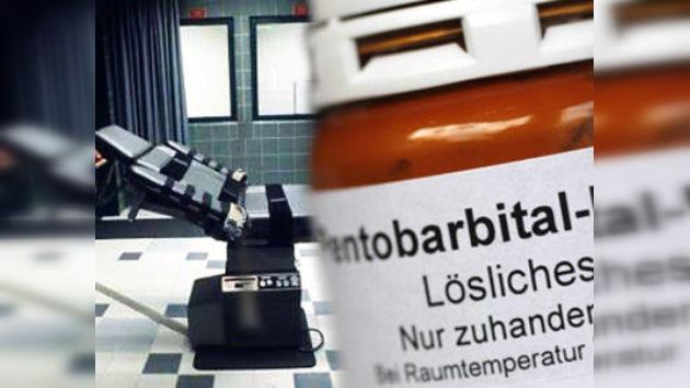 Reino Unido y Dinamarca exigen restricción en el fármaco usado para ejecuciones en EE. UU.