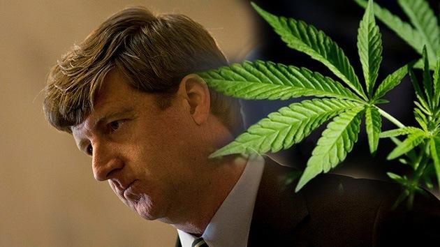 Ex senador de EE.UU.: La marihuana se convertirá en el nuevo tabaco