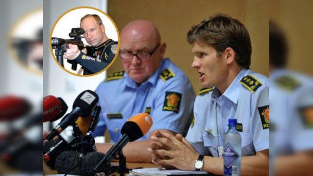 Policía noruega: Breivik filmó la masacre de Utoya