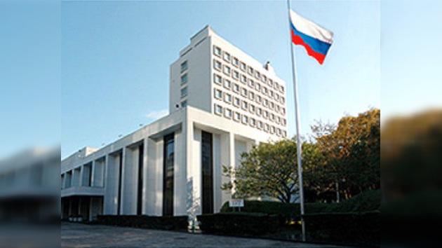 Unos desconocidos enviaron por correo una bala a la embajada rusa en Tokio