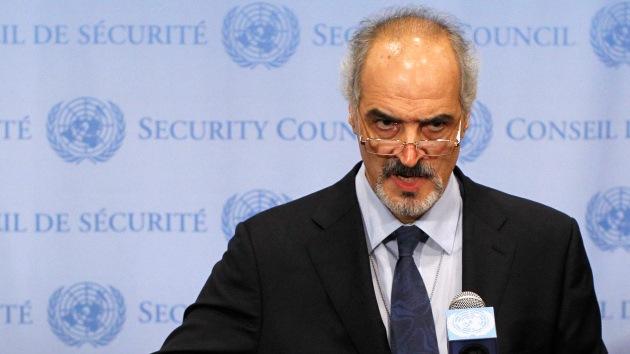 """Siria: """"Washington no informa a Damasco sobre sus ataques contra el EI en el país"""""""