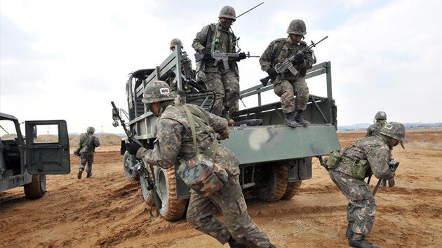 EE.UU. permitirá a Corea del Sur liderar las tropas contra el Norte