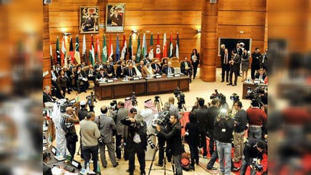 La Liga Árabe se niega a entregar el expediente sirio a la ONU
