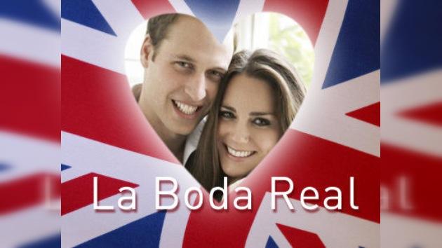 Guillermo y Kate: la boda más esperada del año