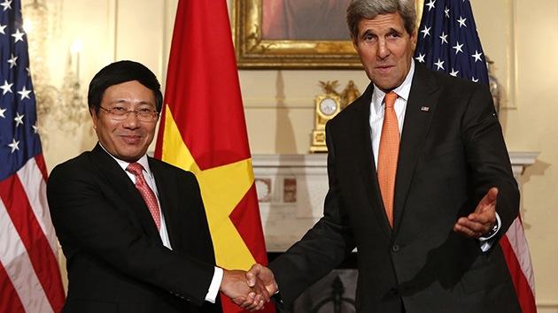 ¿Contra China? EE.UU. levanta parcialmente el embargo de armas a Vietnam