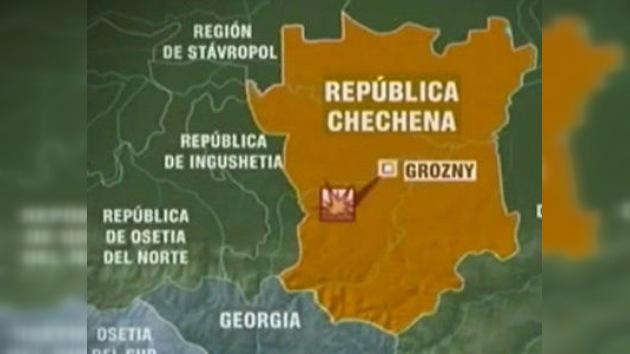 Una cuarta explosión sacude el centro de la capital chechena
