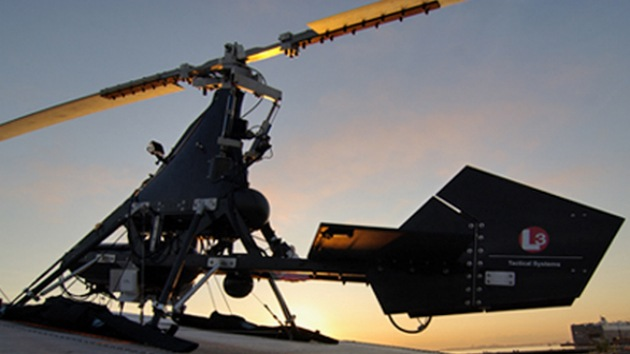 Girocópteros, las nuevas aeronaves no tripuladas de la Marina de EE.UU.