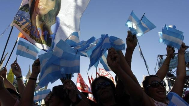 Argentina celebra sus 29 años sin dictadura militar