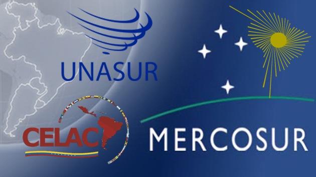 Alba, Celac, Mercosur y Unasur anuncian la creación de un mercado común