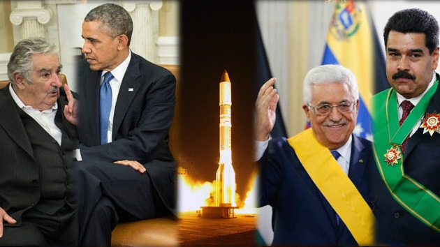 Balance semanal: Crisis en Ucrania, tragedia en Turquía y acuerdo entre Venezuela y Palestina
