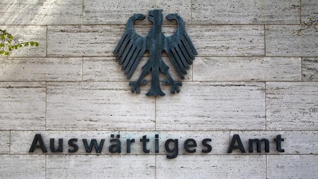 Alemania exige a otros países presentar listas de sus espías