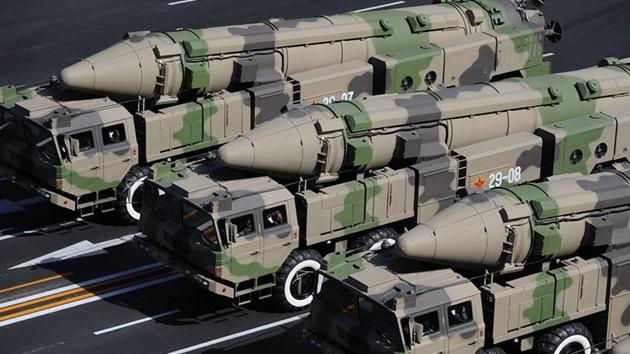 China inquieta al Pentágono con sus planes para crear armas antisatélites