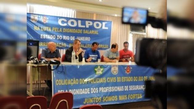 El carnaval de Brasil se libra de la huelga de policías