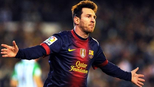 Messi aniquila el récord de 'Torpedo' Müller con 86 goles en un año natural