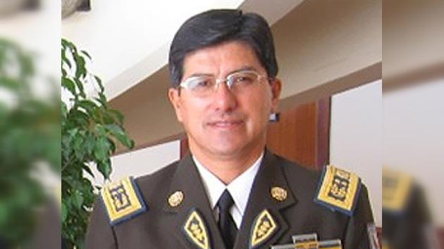 En Ecuador designaron a nuevo jefe de la Policía Nacional