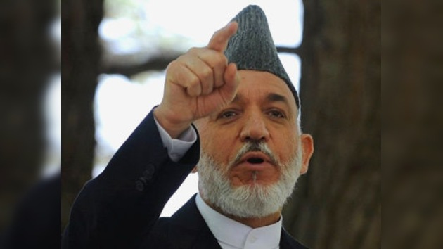 Karzai lanza última advertencia a la OTAN tras muerte de inocentes