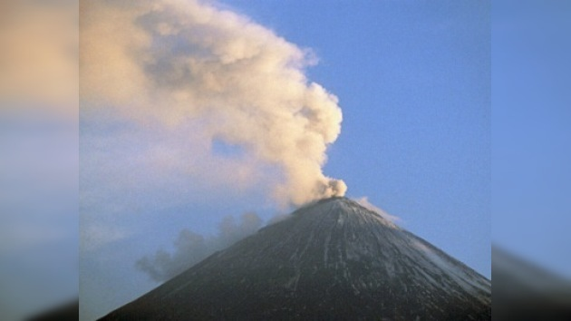 La península de Kamchatka celebra el Día del volcán