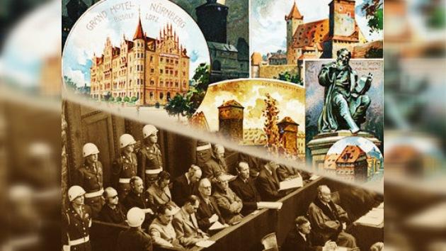 Los 'juicios de Nuremberg' dan vuelta a la página histórica