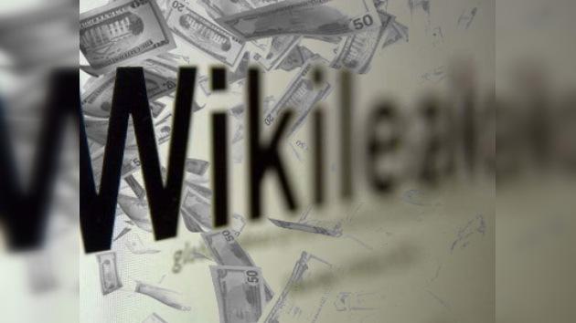 ¿Quién financia WikiLeaks?