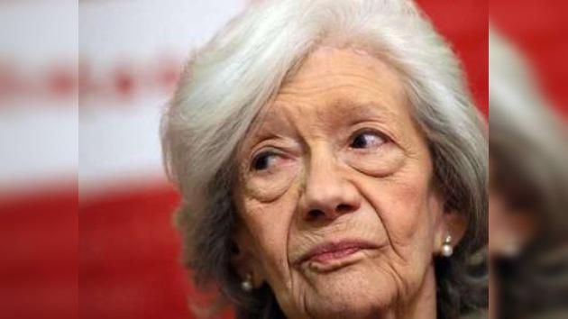 Ana María Matute, la favorita para el Premio Cervantes 2010