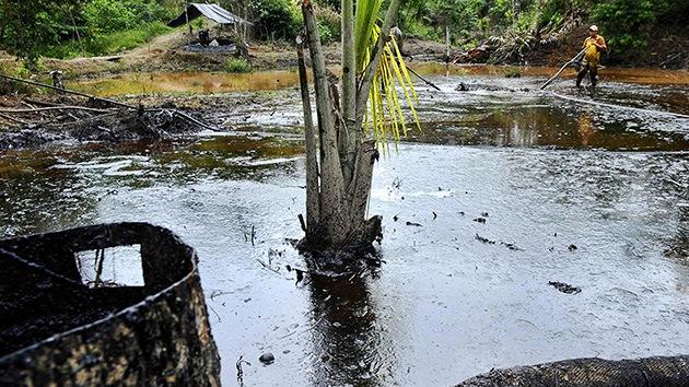 Argentina congela todos los bienes de Chevron por el daño a la Amazonía