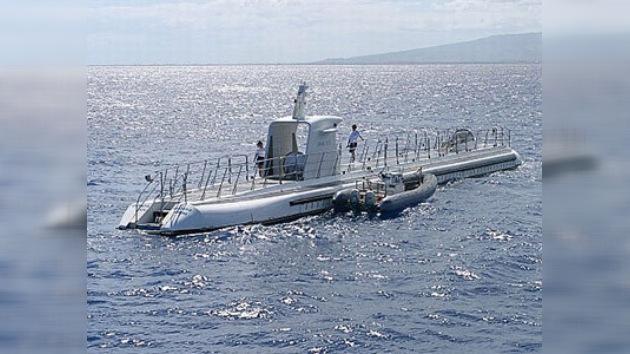 Una flota de submarinos, nueva arma contra los desastres naturales