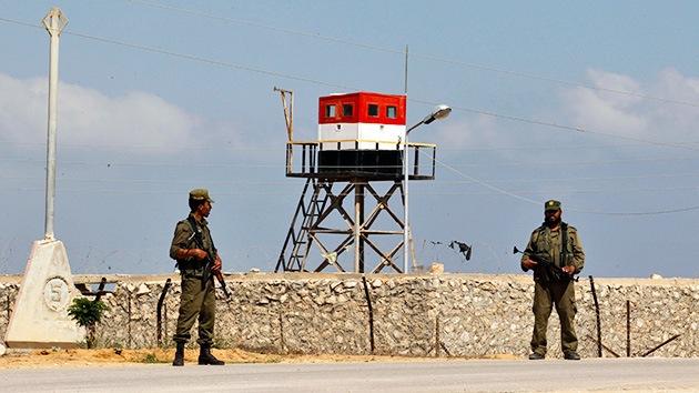 Egipto: Fuerte explosión en instalaciones de las fuerzas de seguridad en el sur del Sinaí