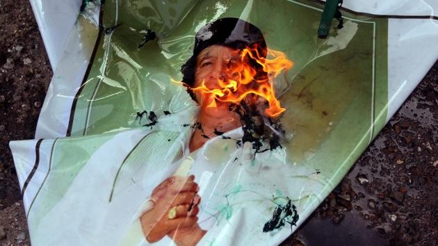 Un agente francés podría estar detrás de la muerte de Muammar Gaddafi
