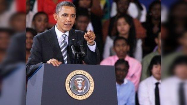 Obama redobla sus críticas a la respuesta de Europa a la crisis