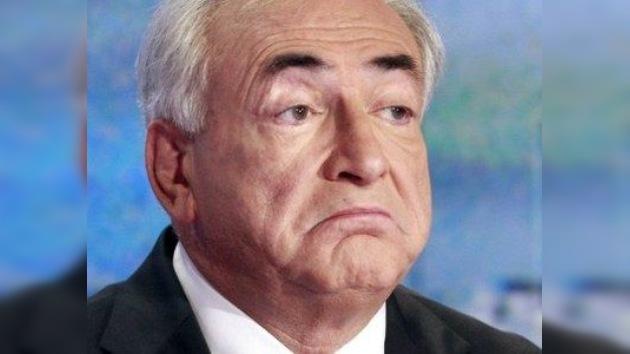 """Strauss-Kahn asume su """"fallo moral"""" en el escándalo sexual que lo sacó del FMI"""