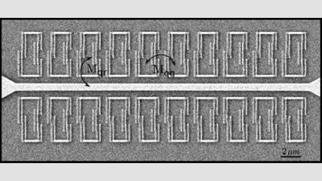 Físicos rusos y alemanes crean el primer metamaterial cuántico del mundo