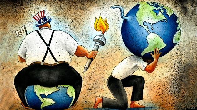 En busca del dominio mundial: EE.UU. podría volver a la política de intervención