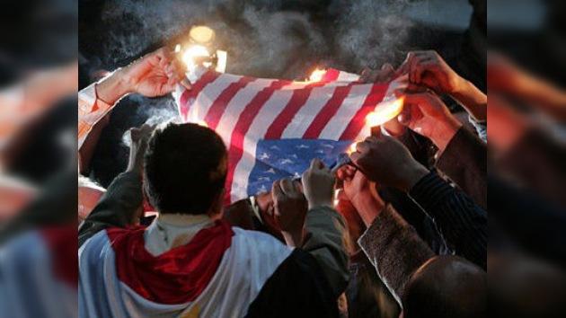 Seis estadounidenses buscan refugio en la embajada de EE. UU. en El Cairo