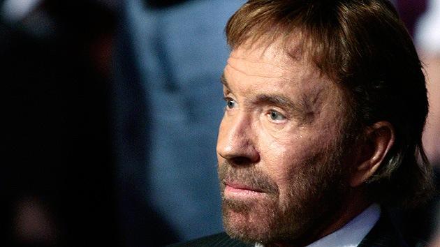 Chuck Norris: EE.UU. ha perdido la guerra contra el terrorismo en Oriente Medio