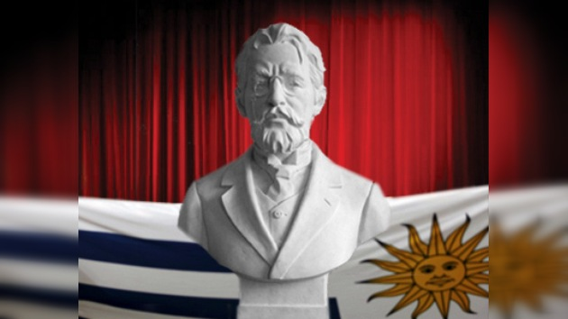 Homenajean a Antón Chéjov en una muestra teatral en Paisandú