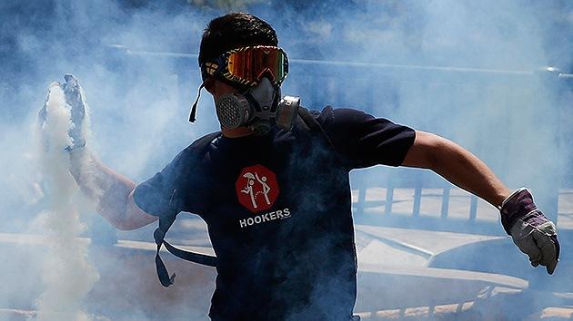 La oposición en Venezuela incita a las protestas buscando la intervención de la OTAN