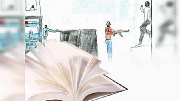 """""""El México que Yo Vivo"""": Un libro infantil refleja la violencia en el país"""