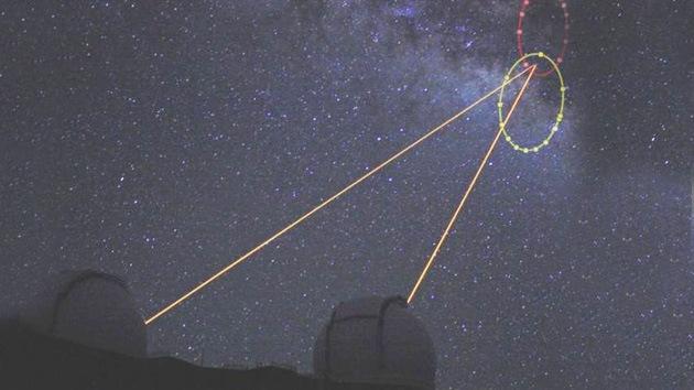 Ubican la primera candidata espacial a ser devorada por un agujero negro
