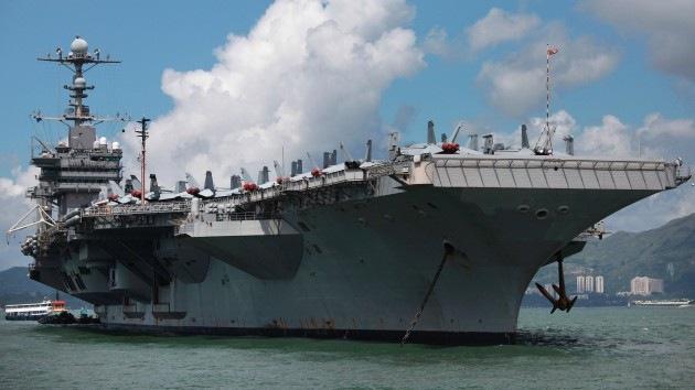 El Pentágono no retirará del servicio al portaaviones USS George Washington