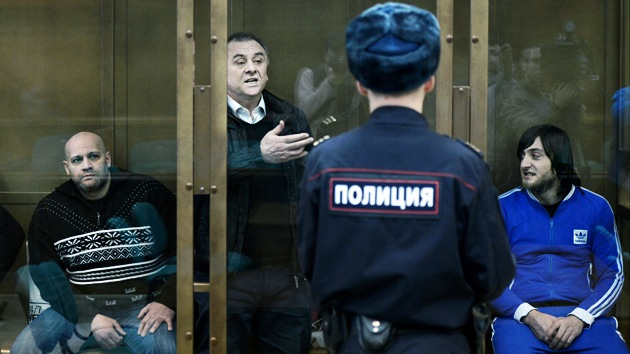 Cadena perpetua para dos asesinos de la periodista rusa Anna Politkóvskaya