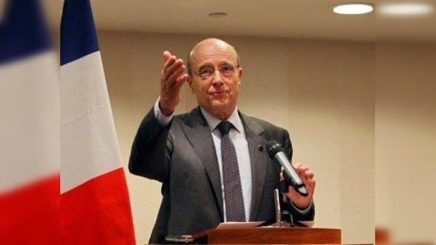 Francia anuncia el congelamiento de los activos del Banco Central sirio
