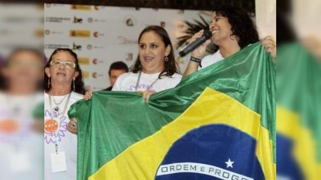 Las brasileñas, cada vez más prósperas y más felices