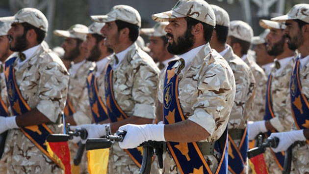 """EE.UU.: Irán prepara """"una venganza"""" si se ataca a Siria"""