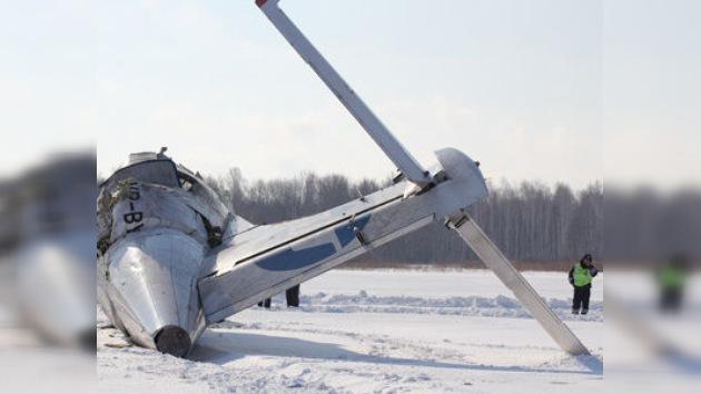 Un fallo técnico se perfila como la posible causa del accidente aéreo en Siberia