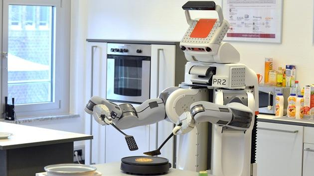 Los robots realizarán la mitad de los trabajos actuales dentro de 20 años