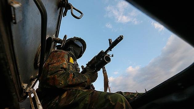 Rusia dispone de pruebas de que Occidente suministra armas a Kiev